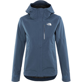 The North Face Dryzzle Jas Dames, blue wing teal